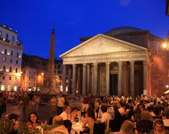 Pantheon Best area in Rome