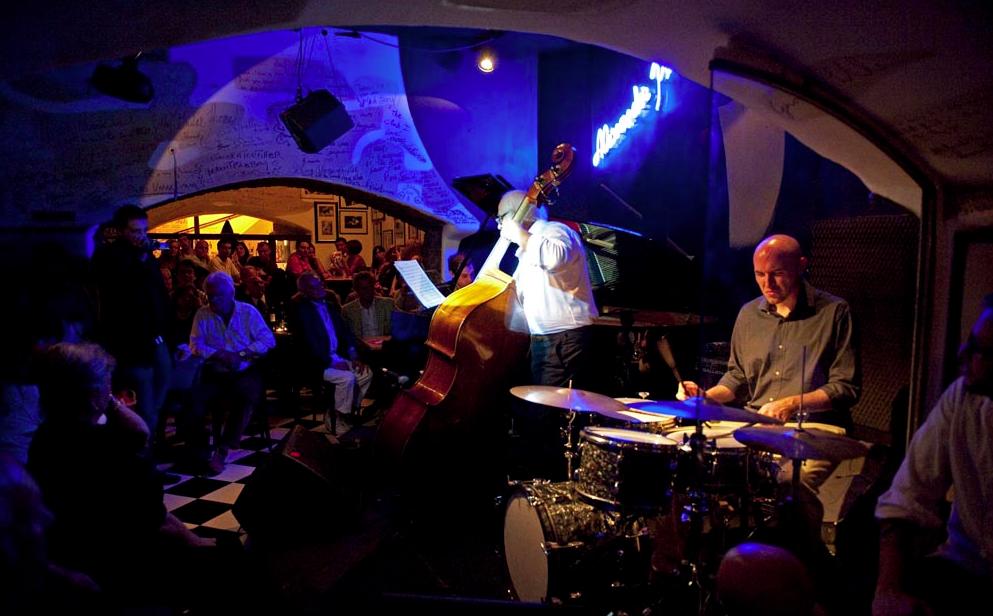 Jazz live music in Rome - Alexanderplatz