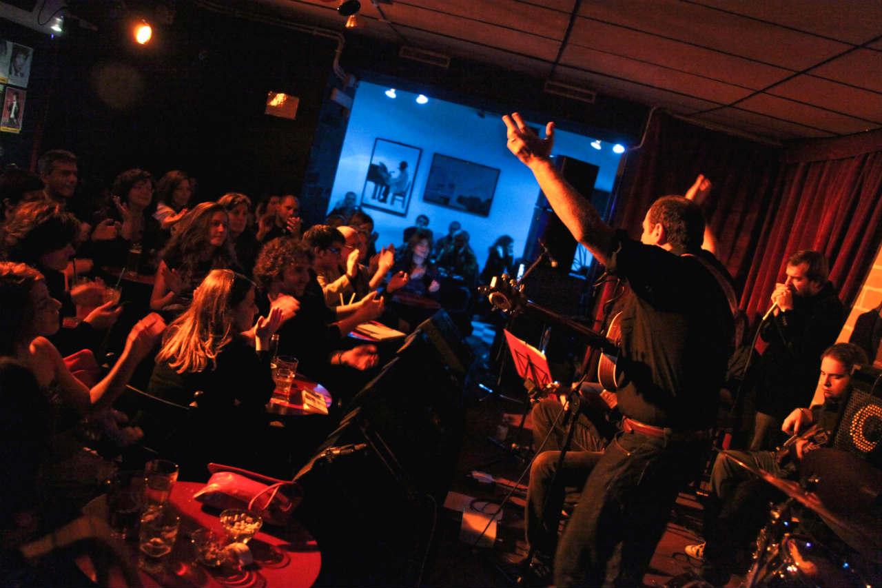 Rome Live Music - Big Mama Club
