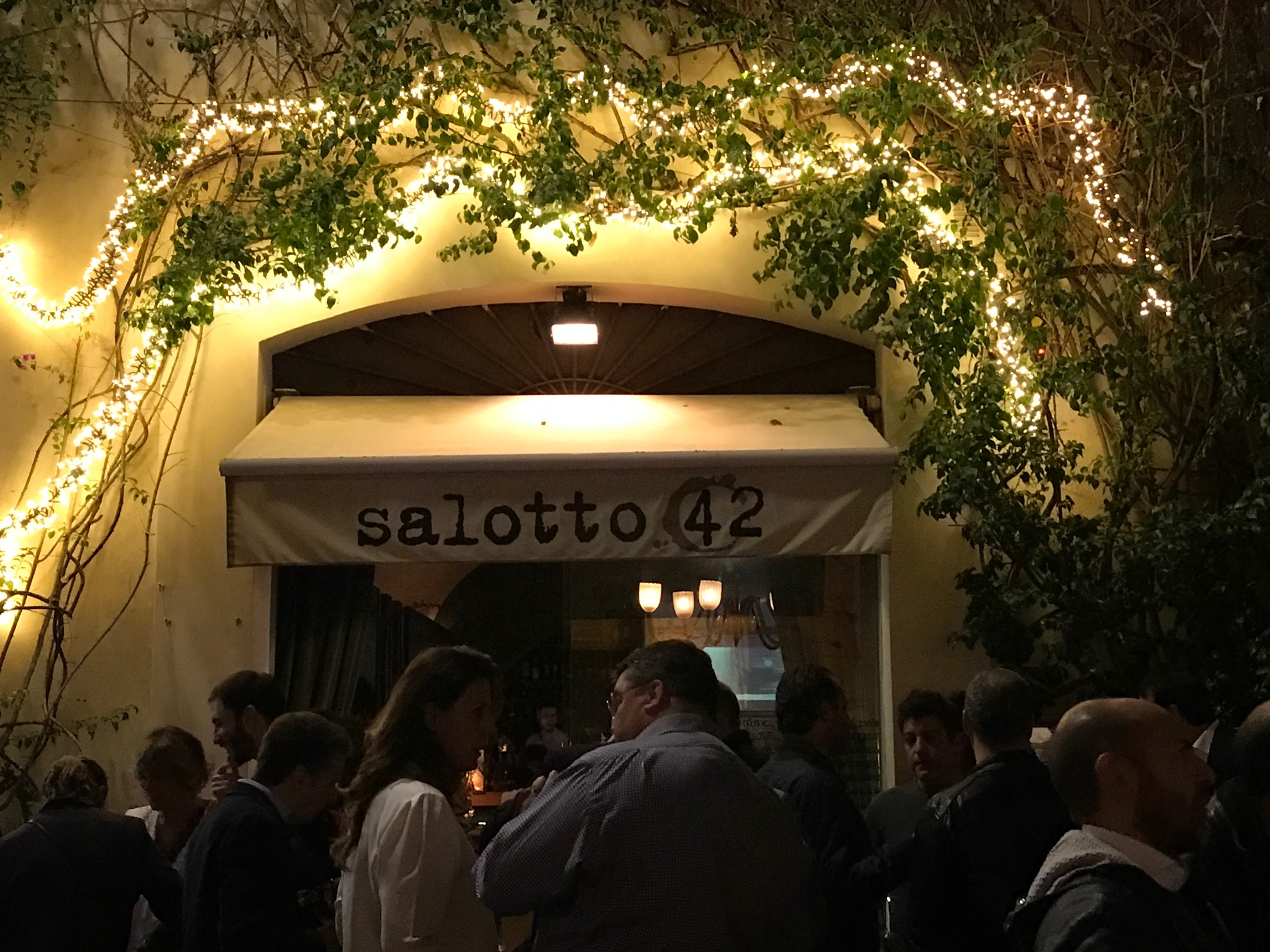 Cocktail bar in Rome -Salotto 42